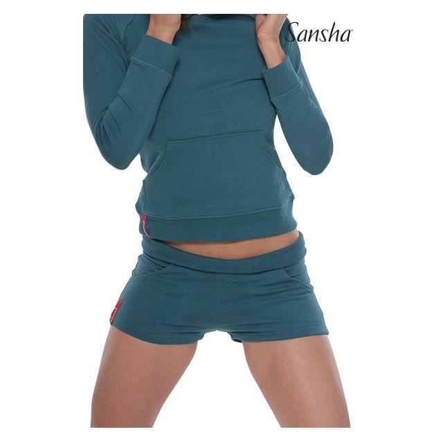 Shorts con cordones L0605C