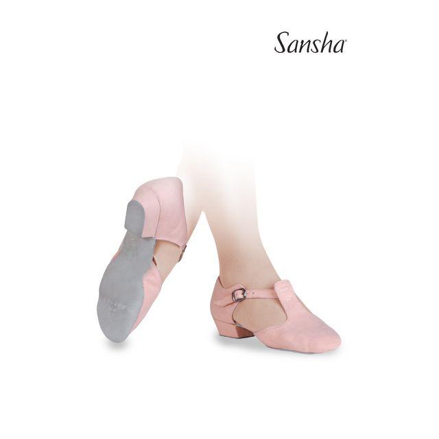 Zapatos de tela para profesores TE4C DIVA
