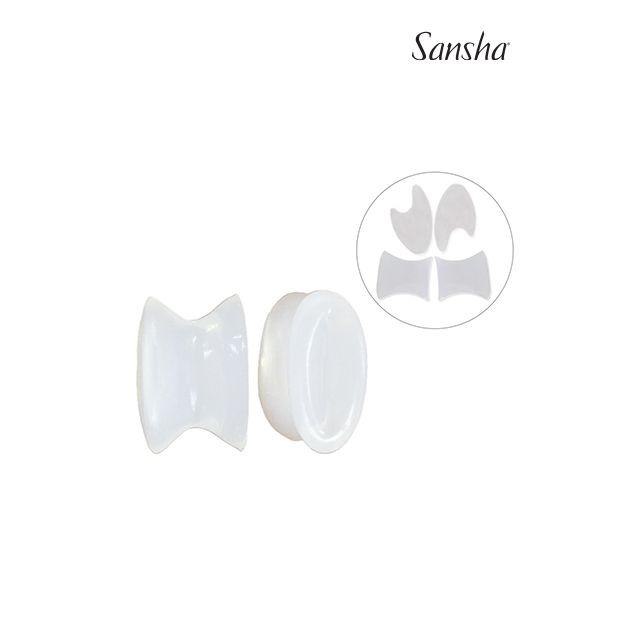 Separador de dedos de silicona TS01