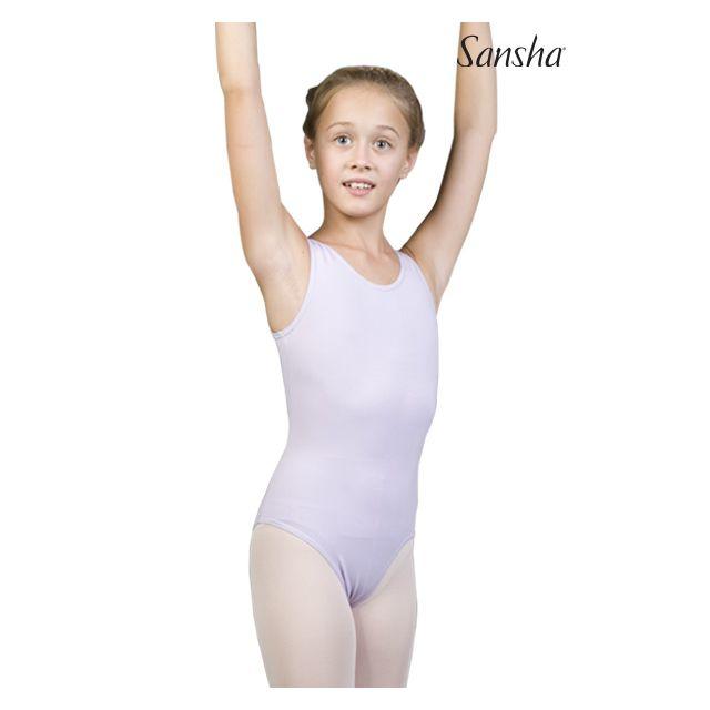 Maillot de camisola con espalda redonda para niños XY2508C IMOGENE