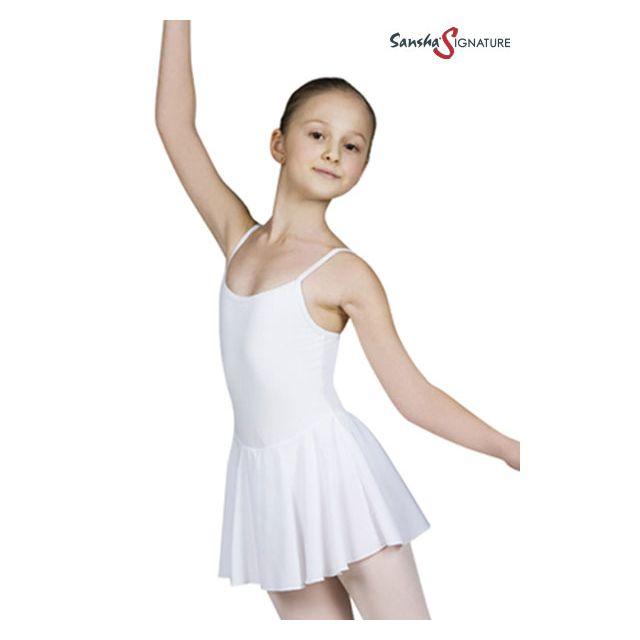 Maillot de camisola con falda para niños Y1558C SAVANAH